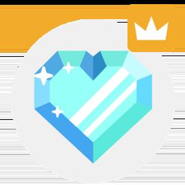 premium icon diamond