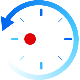 time shift icon