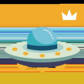 premium icon ufo